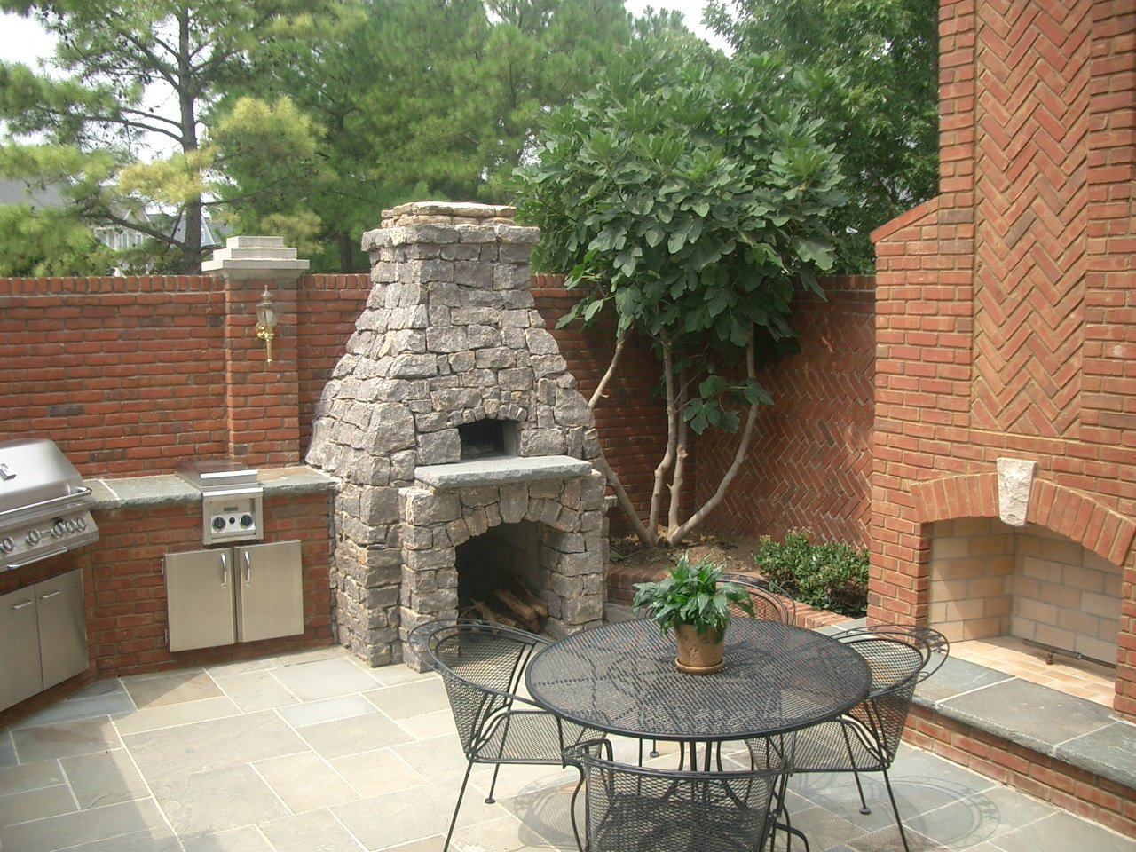 Products - Outdoor stone ovens ...